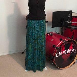 Christopher & Banks Maxi Skirt
